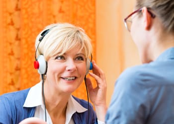 Hearing Test | Physical Exams, Inc. | Charleston WV